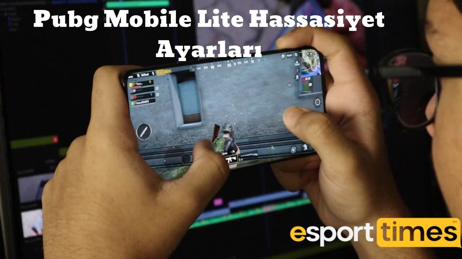 Pubg Mobile Lite Hassasiyet Ayarları esportimes