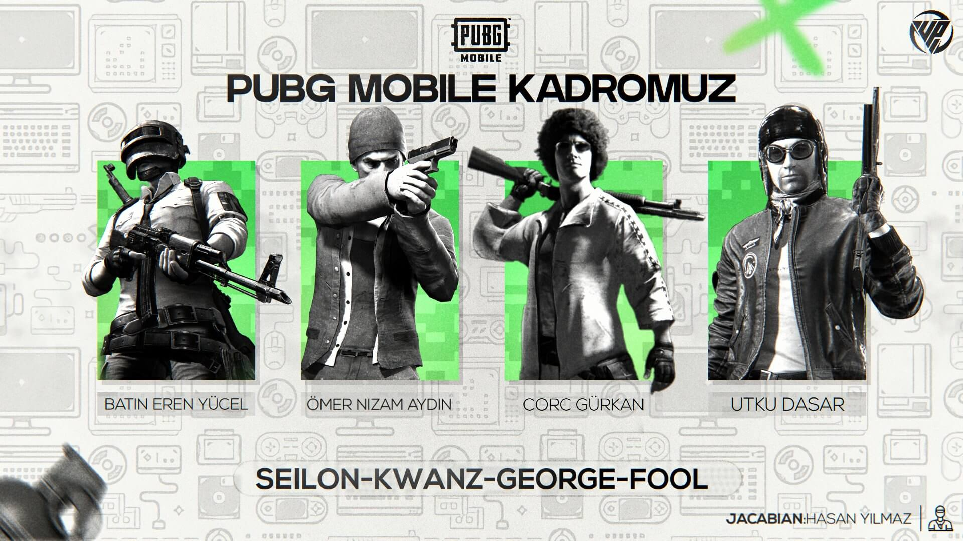 unknownpros pubg mobile